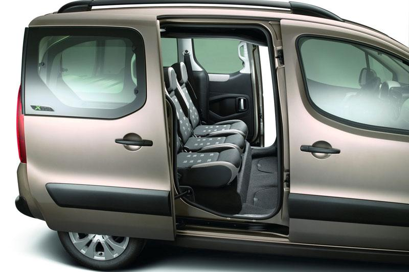 Berlingo Multispace XTR 2012